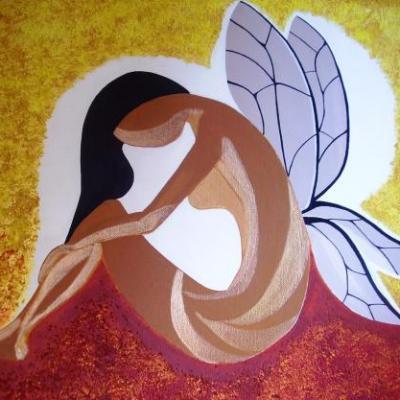 La femme papillon 2