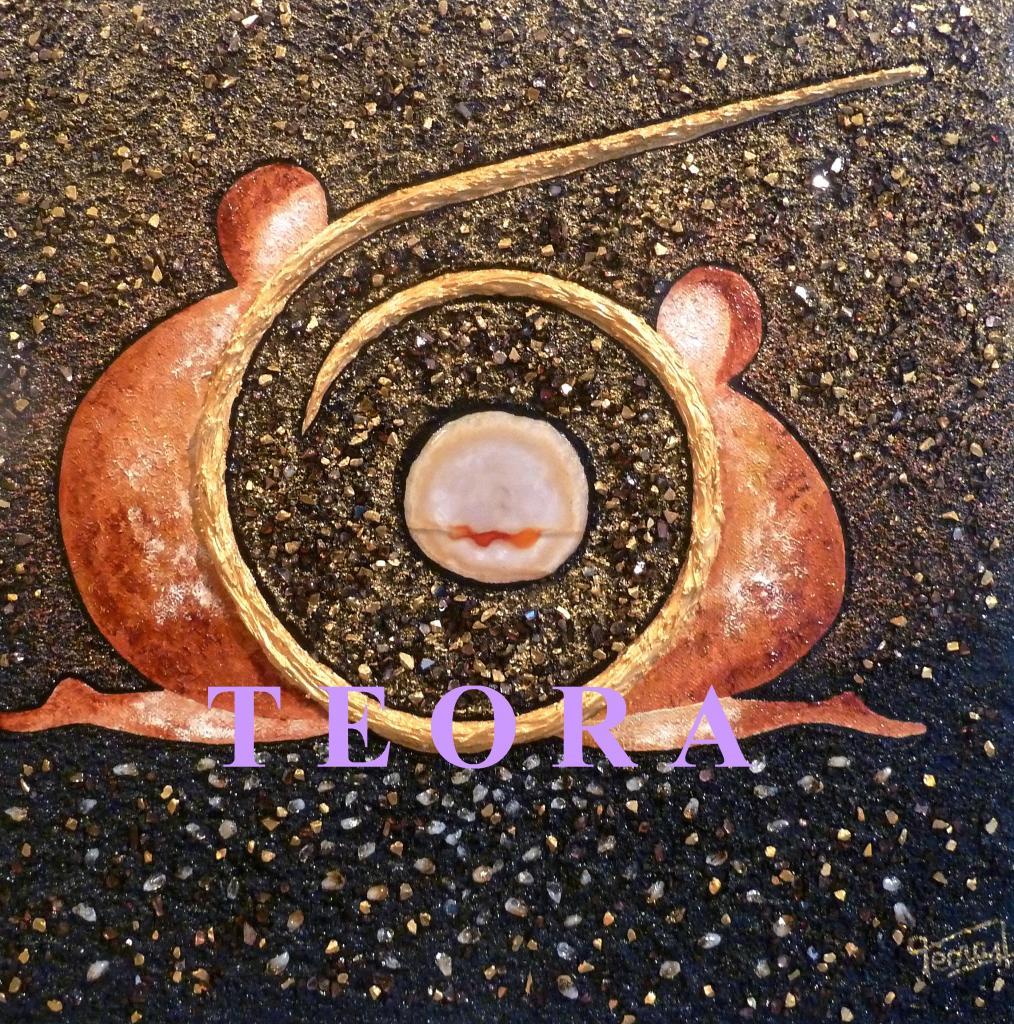 Spirale de Vie dorée