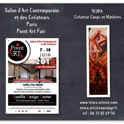 Com point art fair 2018
