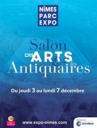 Salon antiquaires nimes